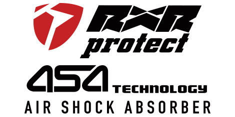 Air Shock Absorber : Our patented technology