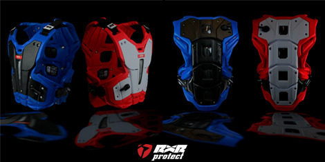 New possibilities for the Bullet chest protector!